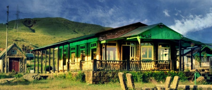 best places to stay in Cherrapunji