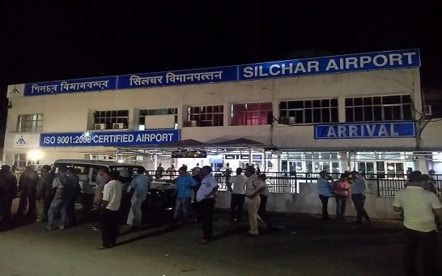 Silchar airport incident a 'Black Day' in India's history: Kamalakhya 1