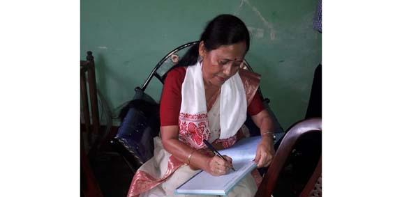 Upasana Deka at 'Aai'