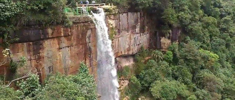 Mesmerizing Waterfalls in Cherrapunji 4