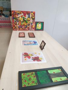 India's youngest author Ayan's dream on canvas 1