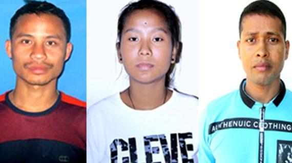 Assam players