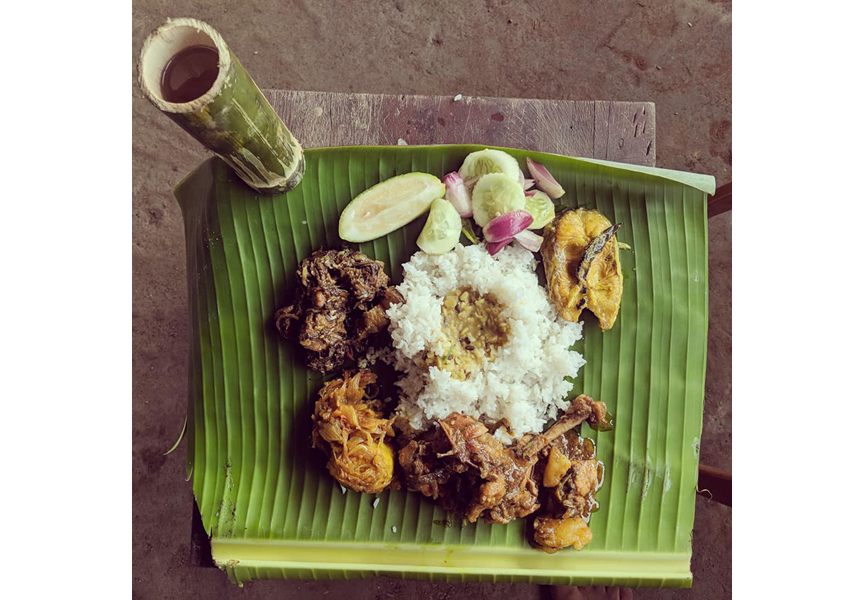 Guwahati Foodie goes eco-friendly on Friendship Day 1