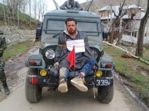 Court martial likely for Assam's Major Leetul Gogoi; Army initiates probe 1