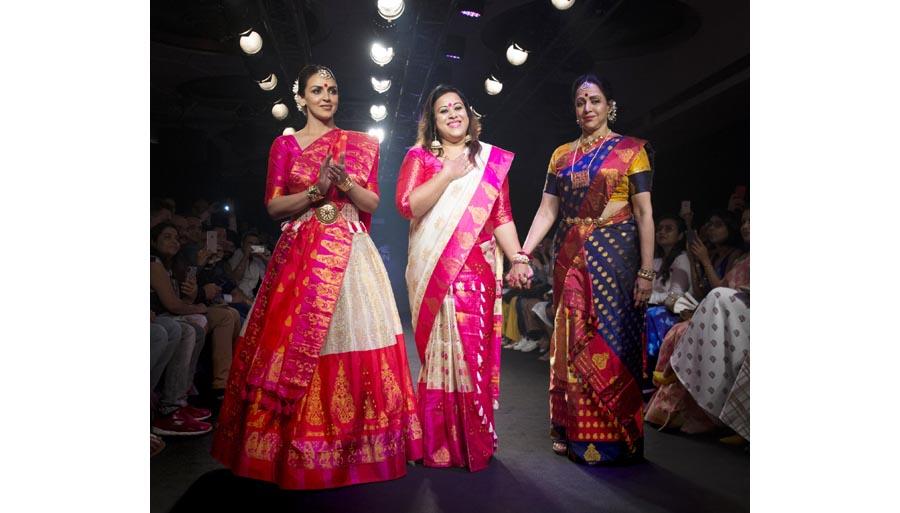 Sanjukta Dutta's designs at LFW