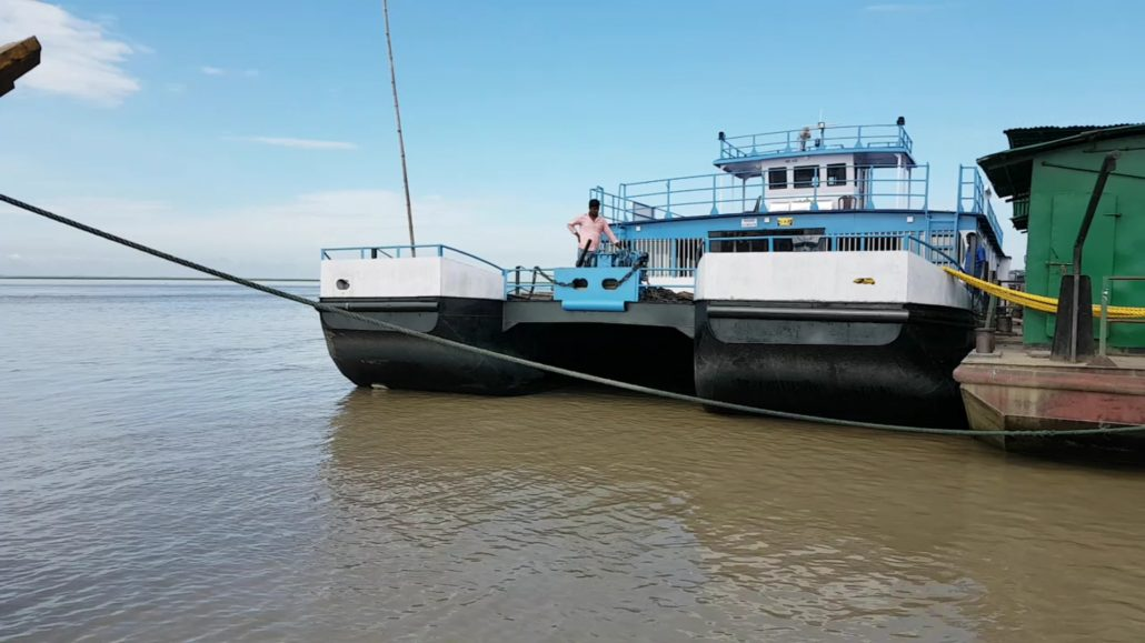 majuli ferry