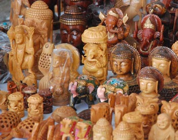 tripura bamboo handicraft