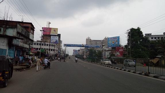 Bandh in Guwahati