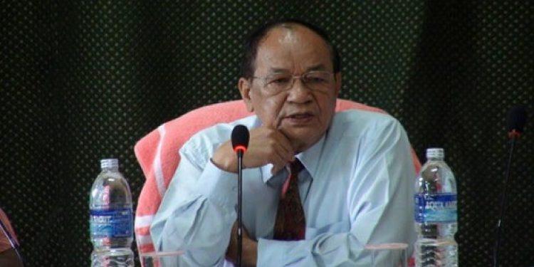 Lok Sabha MP from Mizoram CL Ruala has been appointed the new vice president of Mizoram PCC. File photo: DIPR, Mizoram