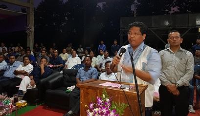 Meghalaya CM inaugurates first pavers & stone industry in Garo Hills 2