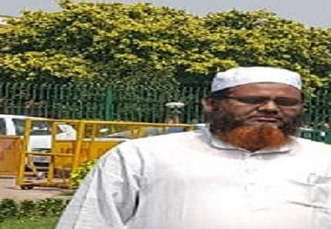 Assam State Jamiat Ulama general secretary Rafiqul Islam. Photo: Northeast Now