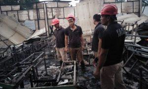 Fire in Hojai