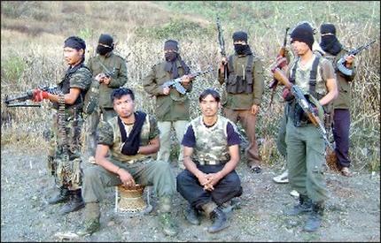 KCP rebels