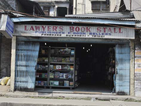 Lawyer's Book Stall
