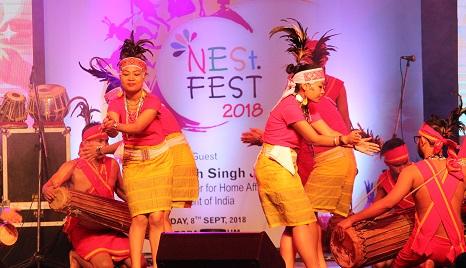 Nest. FEST 2018