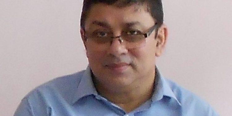 IAS officer Preetom Saikia
