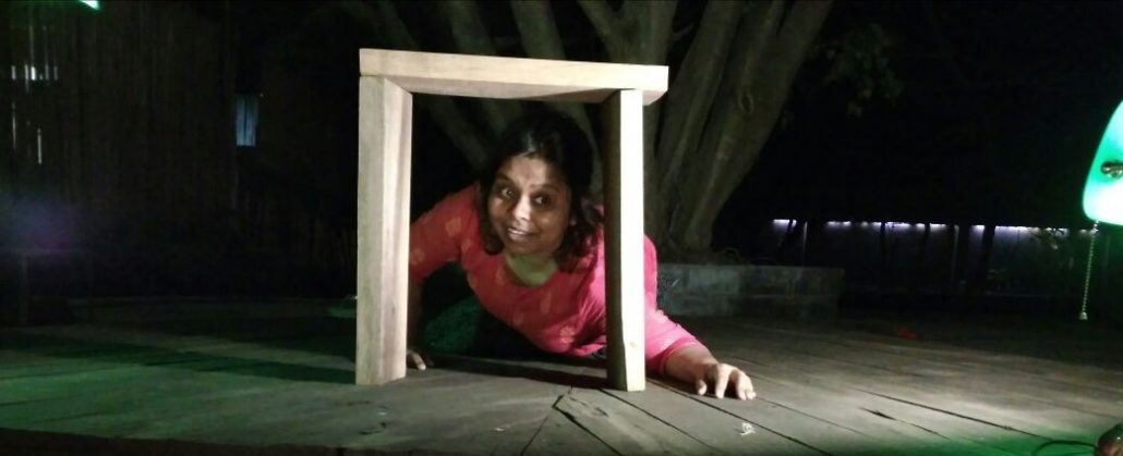 Theatre artiste Papari Medhi: Breaking the boundary between audience and performer 1