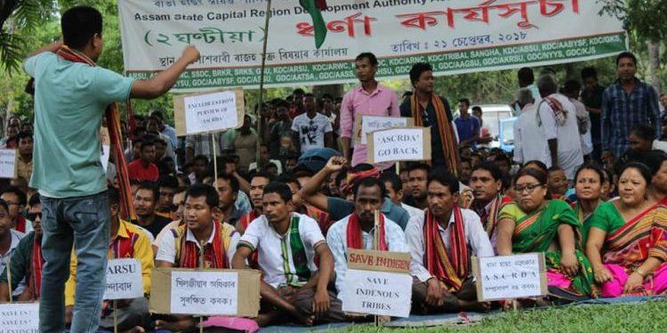 Rabha students