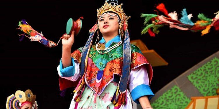 File photo of Tawang Festival. Image credit: Damien Lepcha