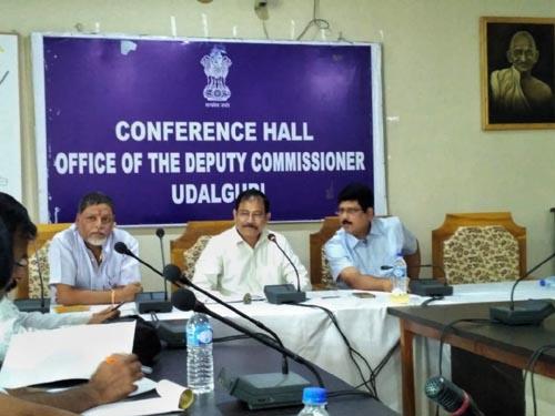 Draft electoral roll released in Udalguri