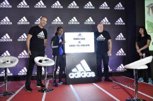 Assam's sprint sensation Hima Das signs deal with Adidas 1