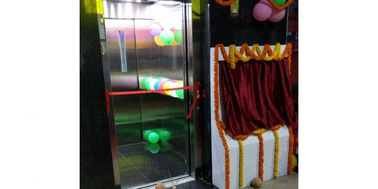 NFR installs new lift at tinsukia station