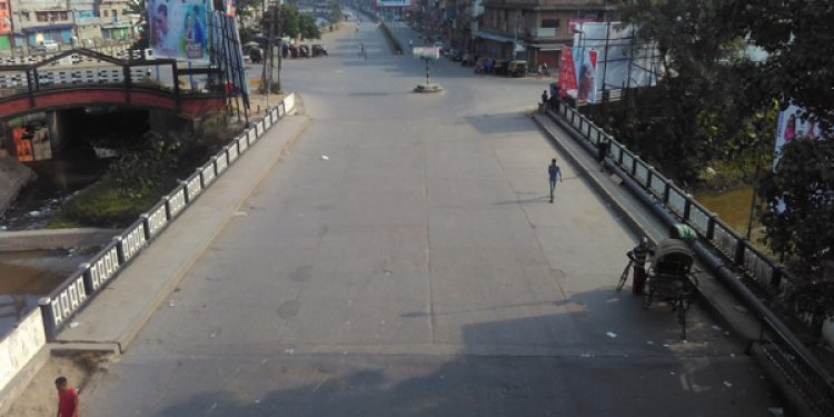 Bandh affects normal life in Manipur