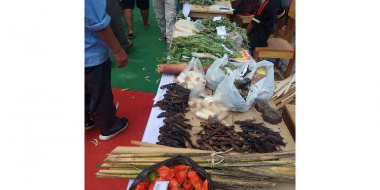Tribal Food Mela in Manipur hill town