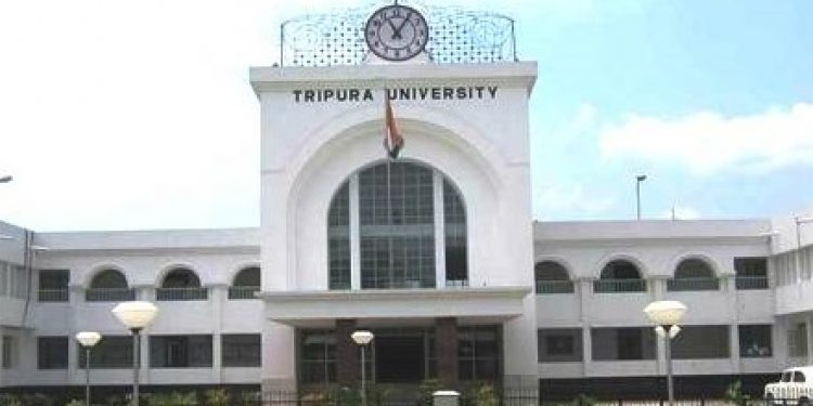 tripura uiversity