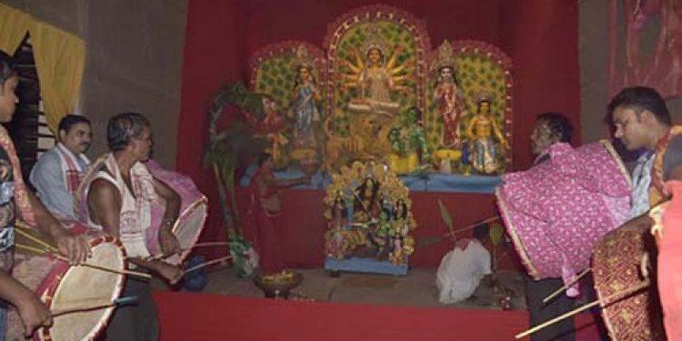 Rehabari Durga Puja