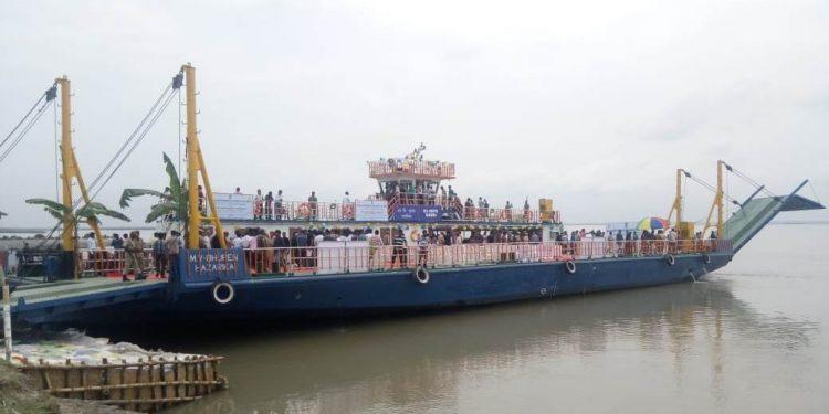 Ro-Ro vessel