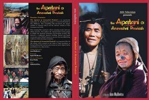 Apatani CD Cover