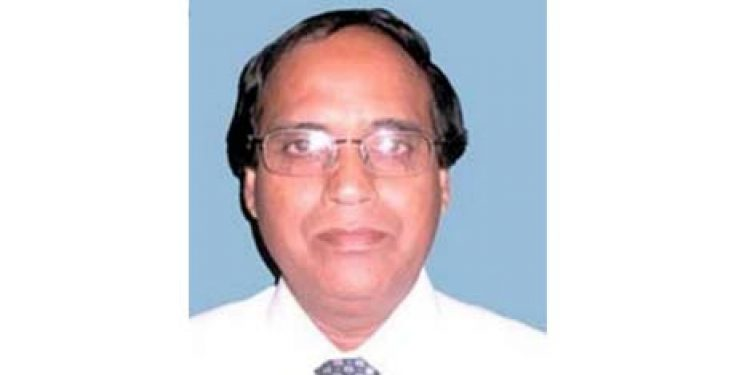 Professor Dilip Majumdar