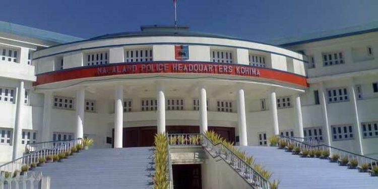 Nagaland police HQ