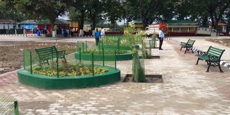 Park and Ride at Kaziranga