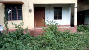Quarter constructed for doctor of Panikhaiti Mini PHC