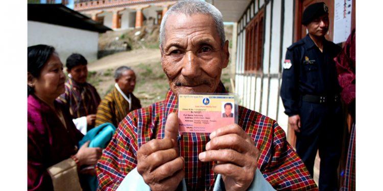 Bhutan polls
