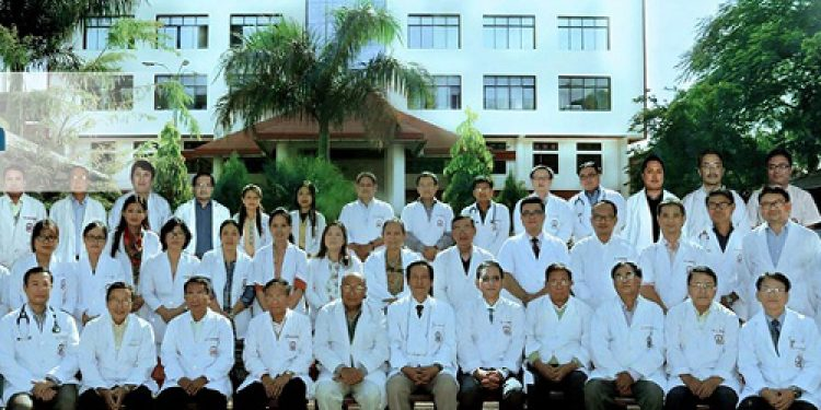 Shija Hospitals of manipur becomes a medical destination of myanmar