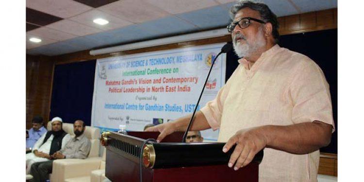 Tushar Arun Gandhi