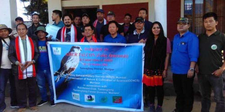 Workshop on Amur Falcon begins in Tamenglong