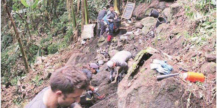 WWII plane crash in Arunachal: Two US victims' remains identified