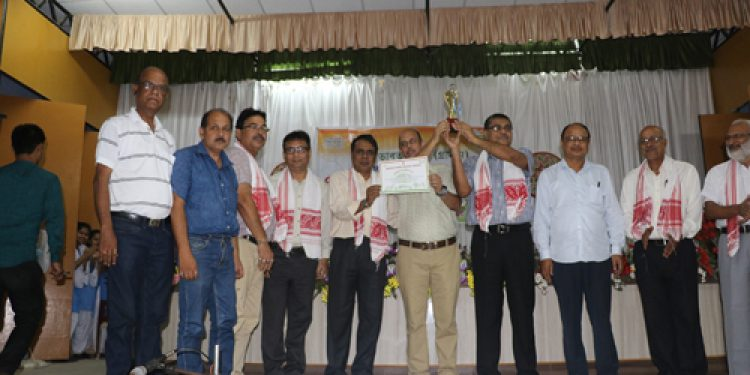 Digboi College Bags the Best College Award