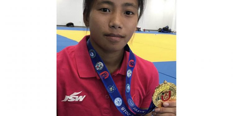 Manipur's Thangjam Tababi Devi became India's first judo medalist