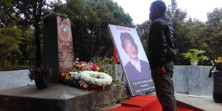 Kuki group founder remembered