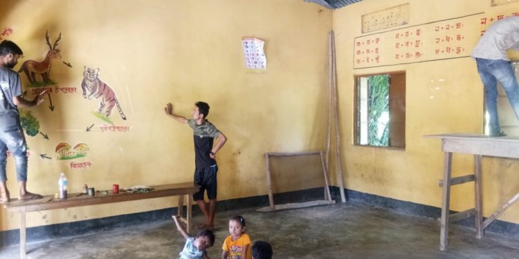 mangaldai school
