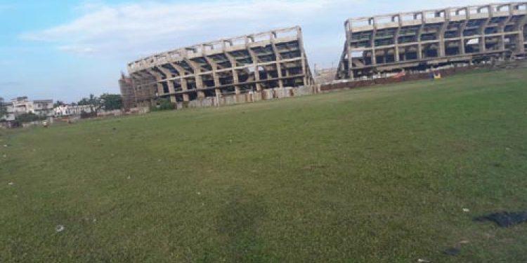 Nagaland Cricket Stadium, Sovima in Dimapur