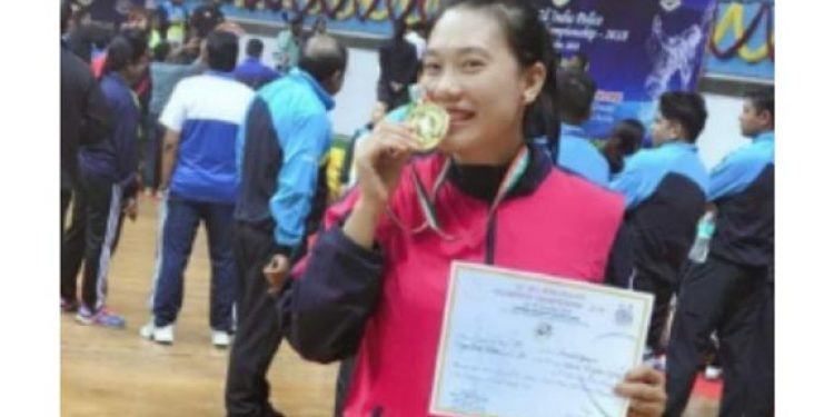 Nagaland Police bags 3 gold at All India Police Badminton Championship