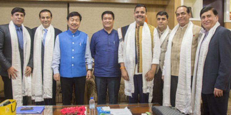 Business delegates keen to invest in Arunachal