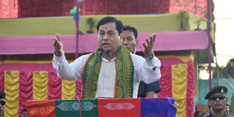 Sonowal dreams on turning state into sports capital