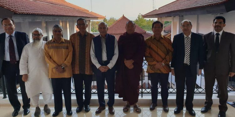 Meghalaya CM Conrad Sangma attends 1st Indonesia - India interfaith dialogue